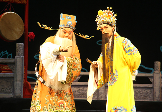 河南豫剧院青年团复排的常派名剧《破洪州》全剧节选 - 闲云野鹤  - 闲云野鹤 博客