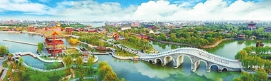 """【文产""""双十""""工程巡礼】一座城一段情一个梦"""