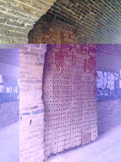 郑州保吉寨始建于1859年 曾一度成为军事要塞