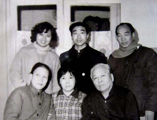 吴祖光、新凤霞与河南
