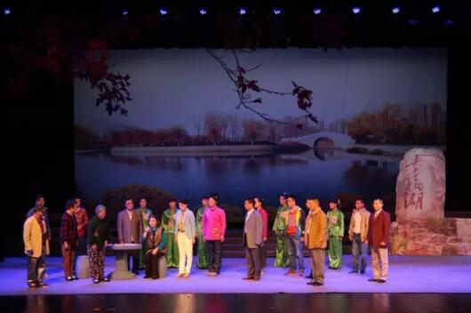 豫剧《燕振昌》:基层戏曲人唱基层干部的故事